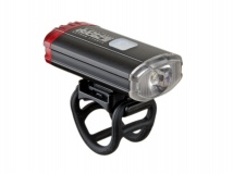 AUTHOR Lampa pr. & zad. A-DoubleShot 250 / 12 lm USB